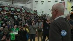Перші партійні вибори демократичної партії в Айові: партія досі не оприлюднила жодних результатів. Відео
