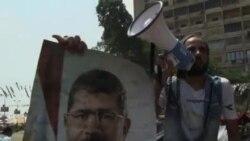 埃及支持及反對穆爾西的團體準備遊行