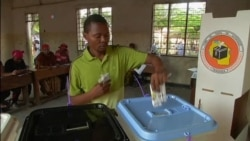 Tanzanians Head to Polls in Presidential Election