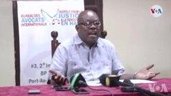 Avoka Biwo Entènasyonal Mario Joseph kritike misyon l'OEA a li rann responsab sitiyasyon an ann Ayiti