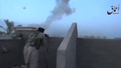 شبهنظامیان شیعه عراق برای نبرد با داعش عازم رمادی شدند