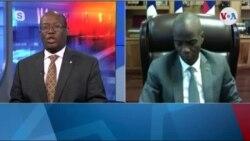 Nan yon entèvyou ak VOA, prezidan Ayiti a defann desizyon pou voye alaretrèt twa jij Kou Kasasyon