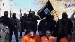 Cuộc sống dưới nền cai trị IS qua lời kể nhân chứng