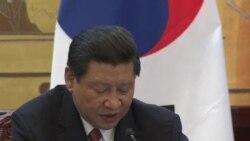 中國和韓國重申朝鮮半島無核化的目標