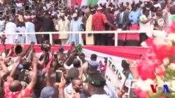 L'ancien vice-président nigérian, Abubakar, remporte la primaire pour se présenter à la présidence (vidéo)