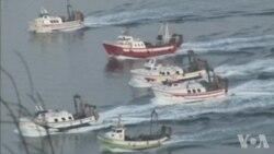 追踪捕鱼活动的互联网地图