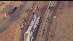 Related Video of US Train Derailment