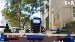 ساخت پهپاد اسرائیلی با قابلیت پرواز و راه رفتن روی زمین
