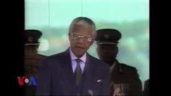Taariikhdii Nelson Mandela