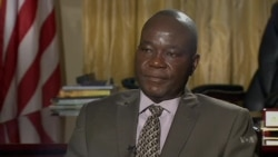 VOA Interviews Liberian Ambassador Jeremiah Sulunteh About the Fight Against Ebola