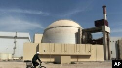 이란 부셰르 원자력 발전소