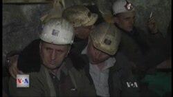 Minatorët refuzojnë të dalin nga Trepça
