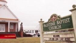 Khi những con chiên cầm súng bảo vệ nhà thờ