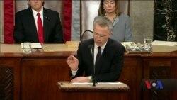Підсумки промови генсека НАТО в Конгресі США. Відео