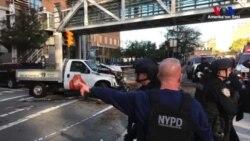 New York'ta Araçlı Saldırı