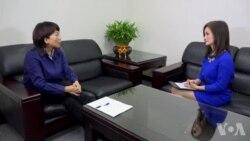 专访台湾国民党副总统候选人王如玄