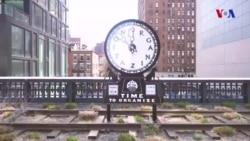 High Line: köhnə dəmir yolu, təzə park