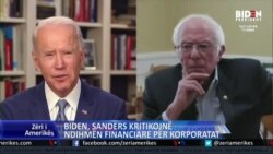 Biden, Sanders kritikojnë mbrojtjen e korporatave
