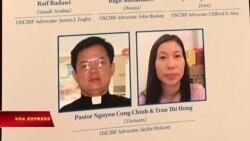 USCIRF vận động đưa Việt Nam trở lại CPC