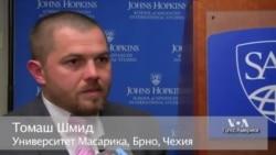 Томаш Шмид, университет Масарика, Брно, Чехия - о Чечне