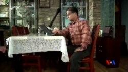 2014-09-17 美國之音視頻新聞: 中國開始審判維吾爾族學者
