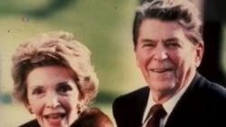 美國前第一夫人南希·里根去世享年94歲