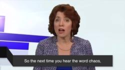 News Words: Chaos