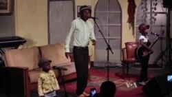Kenyans Challenge Society Via New Art Form
