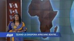 Washington Forum du jeudi 14 février 2019 | La diaspora africaine, à l'heure du retour?