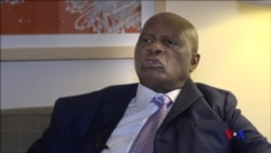 Finance Minister Says Zimbabwe Pushing for End of Sanctions Wants to Clear Debt, Attract Investors,