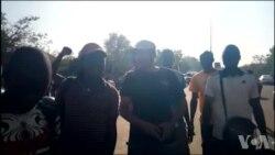 Des manifestants rebaptisent un boulevard de Ouagadougou pour Thomas Sankara