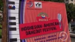 VOA Border Crossings: Festival Dangdut di Wilmington, Java Juke Box dan Diskoria