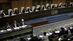 မြန်မာအပေါ် ကြားဖြတ်အရေးပေါ်စီမံမှု ဆုံးဖြတ်ချက် ICJ ချမှတ်