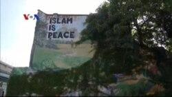 Keindahan Masjid al-Aqsa di kota Philadelphia AS