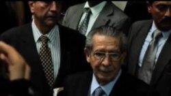 2013-05-11 美國之音視頻新聞: 危地馬拉獨裁者被判種族滅絕罪