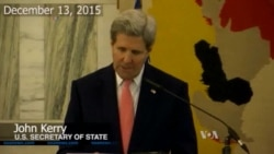 Kerry: Time to Move Forward for Future of Libya