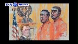 6 người đã bị bắt và bị buộc tội gia nhập tổ chức IS ở Mỹ (VOA60)