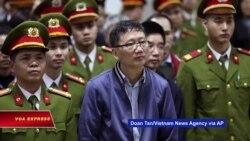 Việt Nam xử án Đinh La Thăng và Trịnh Xuân Thanh