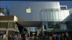 တရုတ္ျပည္ iPhone ေစ်းကြက္