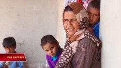 Làng nữ giới tại Syria