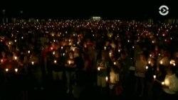Свечи Шарлотсвилля