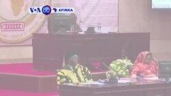 VOA60 AFIRKA: Shugaban Kasar Angola Joao Lourenco Ya Yi Jawabinsa Na Farko A Gaban Majalisar Dokokin Kasar