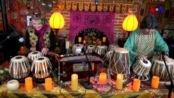"""""""İki nəfərlik Tabla"""" - Klassik şərq ritmlərini qərb üslubu ilə qarışdıran musiqiçilər"""
