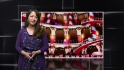 美国万花筒:带您到火箭女郎舞蹈团的后台