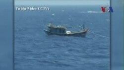 Việt-Trung tranh cãi về cáo giác ngư dân Việt bị hành hung