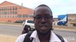 Os jornalistas já podem assistir ao julgamento dos activistas. Borralho Ndomba explica