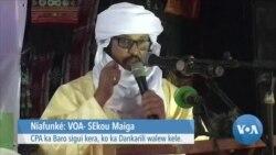 Niafunké: CPA ka Baro sigui kera, ko ka Dankarili walew kele
