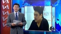 """VOA连线:吾尔开希回应环时社评""""大陆民运分子台湾选立委好滑稽"""""""