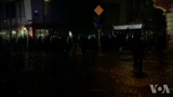 G20 : 3ème nuit de heurts entre policiers et manifestants à Hambourg (vidéo)