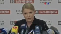 Ukrayna Seçimlerinde Timoşenko'nun Şansı Az